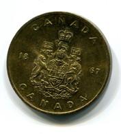 1967 Canada Maple Leaf Medal - Canada