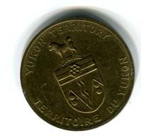 Yukon Territory Fireweed Medal - Canada