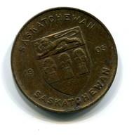Saskatchewan Prairie Lily Medal - Canada