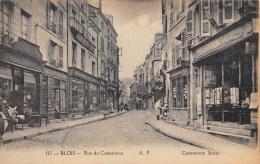 LOIR ET CHER  41  BLOIS   RUE DU COMMERCE - Blois