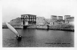 EGYPTE  ASSUAN    TEMPLE OF ISIS - Assouan