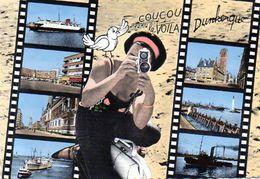 59 - DUNKERQUE - Multi-vues - La Cigogne 183 162 - Dunkerque