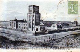 59 - DUNKERQUE - Sanatorium De Zuydcoote TIMBRE - Dunkerque