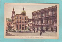 Small Antique Postcard Of Comiso, Sicily, Italy.V4. - Italy