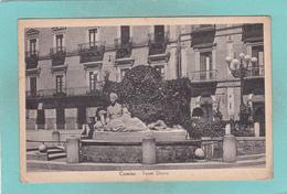 Small Antique Postcard Of Comiso, Sicily, Italy.V20. - Italy
