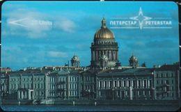 RUSSIA - GPT, 1PTSA002955, Peterstar - St.Petersburg, English Embankment, 1994, Mint - Russia