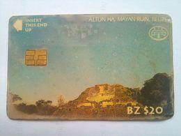Belize $20 Chip - Belize