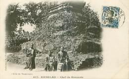 Laos. N°35422.kenelao.chef De Bonzerie.cliché De Sesmaisons - Laos