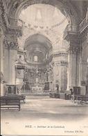 NICE INTERIEUR DE LA CATHEDRALE - Monuments, édifices
