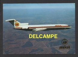 DD / TRANSPORTS / AVIATION / AVION / BOEING 727/256 DE LA COMPAGNIE ESPAGNOLE IBERIA - 1946-....: Moderne