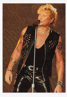 Johnny HALLYDAY Carte Postale N° C14 ARTI GRAFICHE - Entertainers