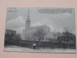 BAZEILLES La Nouvelle Eglise, Inaugurée En 1904 ( Charpentier-Richard ) Anno 1904 ( Voir Photo Svp ) !! - Sedan