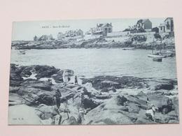 Baie St. Michel ( Coll. T. H. ) BATZ - Anno 19?? ( Voir Photo Svp ) !! - Batz-sur-Mer (Bourg De B.)
