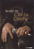 DVD QUE RESTE T IL DE CHRIS CONTY Etat: TTB Port 110 Gr Ou 30g - Concert & Music