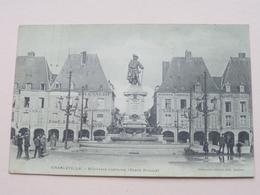 Nouvelle Fontaine ( Place Ducale ) ( Charpentier-Richard ) Anno 19?? ( Voir Photo Svp ) !! - Charleville