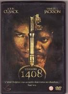 DVD CHAMBRE 1408 Etat: TTB Port 110 Gr Ou 30g - Horreur