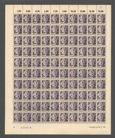 Rheinland-Pfalz,Nr.5,24.4.1947,A,gefaltet (M6) Franz.Zone-Bogen - Französische Zone