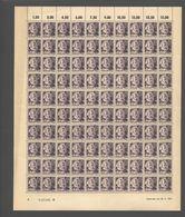 Rheinland-Pfalz,Nr.5,25.4.1947,A,gefaltet (M6) Franz.Zone-Bogen - Französische Zone