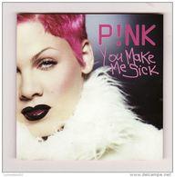 CD Pink You Mack Me Sick Etat: TTB Port 110 Gr Ou 30gr - Disco, Pop