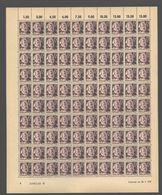 Rheinland-Pfalz,Nr.5,28.4.1947,A,gefaltet (M6) Franz.Zone-Bogen - Französische Zone