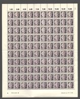 Rheinland-Pfalz,Nr.5,19.9.1947,A,gefaltet (M6) Franz.Zone-Bogen - Französische Zone