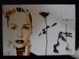 LANCOME Cosmetique Carte Postale - Advertising