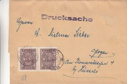 Lituanie - Bande Pour Journaux De 1937  ? - Imprimé - Oblit Klaipeda - Litauen