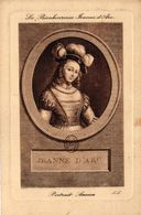 LA BIENHEUREUSE JEANNE D'ARC - PORTRAIT ANCIEN - Autres