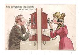 Humour Au Téléphone-(C.3026) - Humour