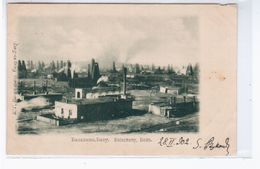 Baku Bacou Balachany Oil Erdöl 1902 OLD POSTCARD 2 Scans - Azerbaïjan