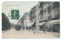Belfort - Avenue De La Gare - Belfort - City