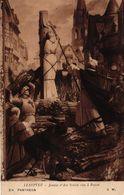 LENEPVEU - JEANNE D'ARC BRULEE VIVE A ROUEN - Autres