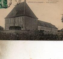 SENNECEY  LE GRAND  ECOLE COMMUNALE - Francia