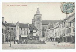 Saint-Dié - Place Jules-Ferry - Saint Die
