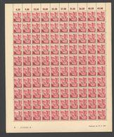 Rheinland-Pfalz,Nr.10,19.5.1947,A,gefaltet (M6) Franz.Zone-Bogen - Französische Zone