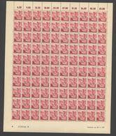 Rheinland-Pfalz,Nr.10,20.5.1947,A,gefaltet (M6) Franz.Zone-Bogen - Französische Zone