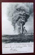 Baku Bacou Bibi- Eibat Oil Erdöl 1904 OLD POSTCARD 2 Scans - Azerbaïjan