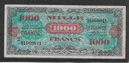 France Trésor 1000 Francs Série 2- Fayette N°VF 27-2 - TTB - Trésor