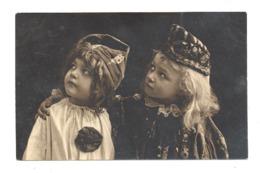 Fantaisie - Couple D'enfants Déguisés 1907 (f3) - Autres