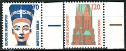 BRD - Michel 1374 / 1375 Rand Rechts - ** Postfrisch (K) - 70-120Pf    Sehenswürdigkeiten III - [7] West-Duitsland