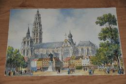 684- Anvers, La Place Verte - Barday