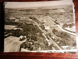 15775) DEUTSCHLAND WURZBURG MIT FESTUNG MARIENBERG VIAGGIATA 1954 BELLISSIMO TIMBRO - Wuerzburg