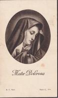 Doodsprentje (7626) Kruishoutem - Edelare - VAN HAUWAERT / VLAEMINCK 1867 - 1941 - Images Religieuses