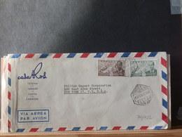 74/182  LETTRE ESPAGNE TANGER 1947 POUR USA - 1931-Hoy: 2ª República - ... Juan Carlos I