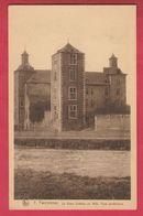 Farciennes - Le Vieux Château En 1925- Face Postérieure ( Voir Verso ) - Farciennes