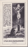 Doodsprentje (7627) Heurne - Mullem - COUSAERT / VANDEN BONSCHELLE 1873 - 1946 - Images Religieuses