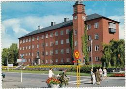Trollhättan. Högre Allmänna Läroverket - (Sweden) - Zweden