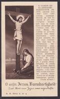 Doodsprentje (7628) Nokere - COLOMBIE / BRUYNEEL 1862 - 1935 - Images Religieuses