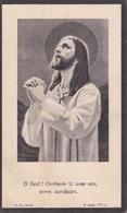 Doodsprentje (7629) Nokere - CNOCKAERT / DE PAEPE 1868 - 1938 - Images Religieuses
