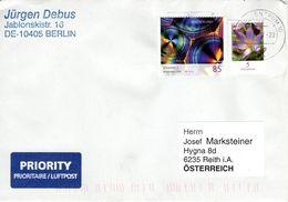 Auslandsbrief Von Briefzentrum 10 Mit 90 Cent Mischfrankatur 2018 - BRD